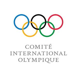 Logo du Comité Olympique International