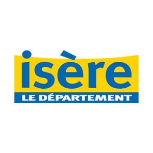 Logo Conseil Départemental Isère