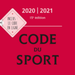 Code du Sport 2020-2021