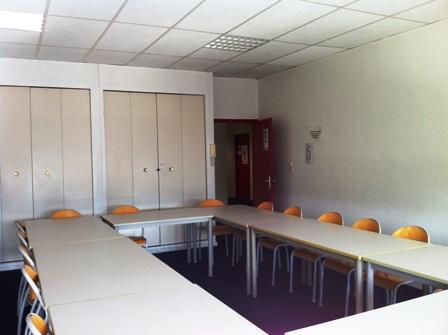 Salle de réunion disposé en O Grenoble